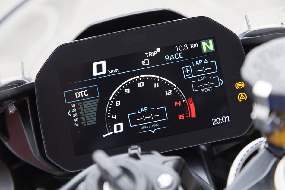 Revealed The New 2019 Bmw S 1000 Rr Za Bikers