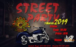 Strawdogs Mc Street Party 2019 @ The Dry Dock