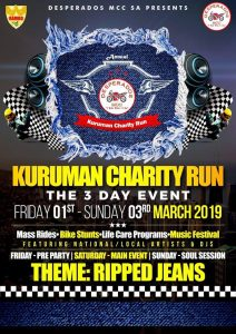 Kuruman Charity Run