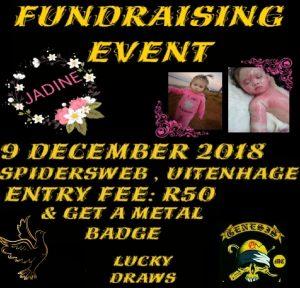 Fundraiser Event @ Spiderweb