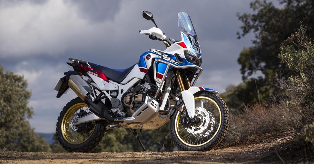 2019 Honda Africa Twin Coming Soon Za Bikers