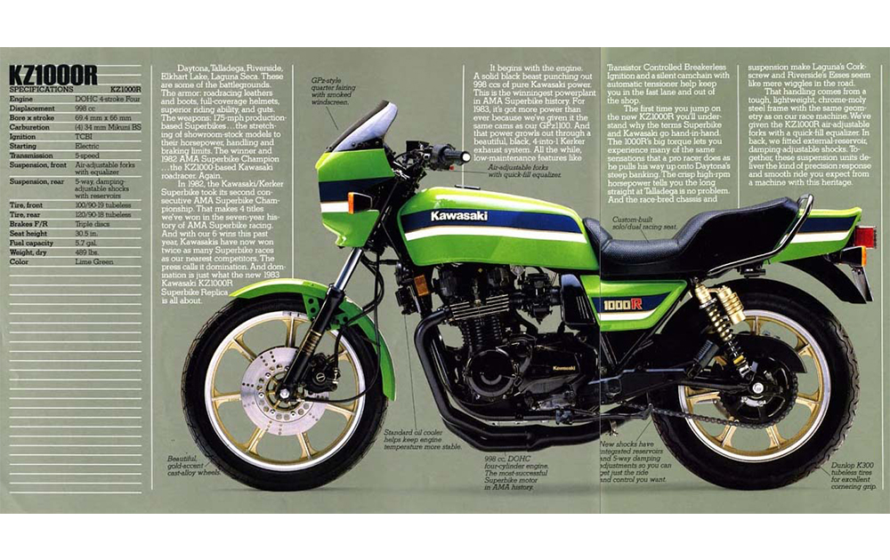 Kawasaki Z900RS Café: Green Mean Café Cruising Machine ...