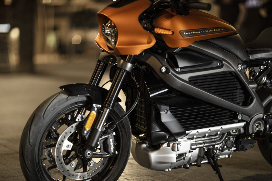 HARLEY-DAVIDSON ANNOUNCES LIVEWIRE™ MOTORCYCLE FULL SPECIFICATION
