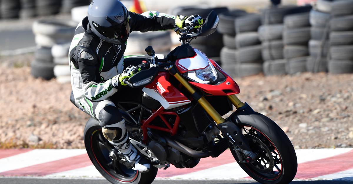 Riding The 2019 Ducati Hypermotard 950 Sp Za Bikers