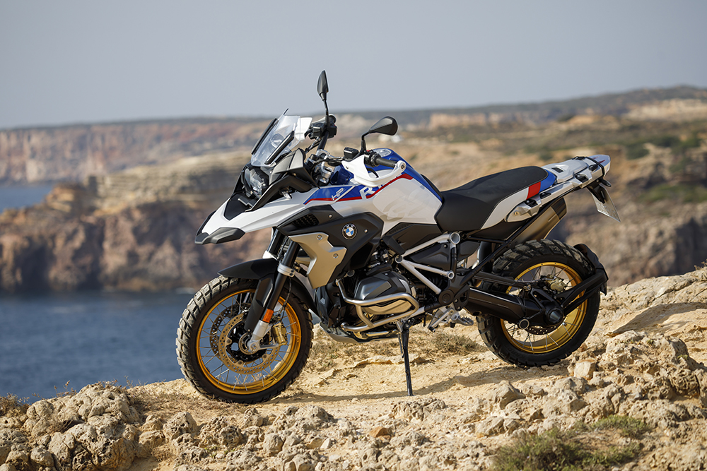 The Much Anticipated 2019 Bmw R 1250 Gs And Bmw R 1250 Gs Adventure