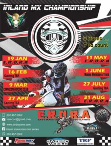 Inland MX Championship @ Gauteng TBA