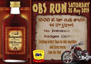 OBS Run @ The Club House