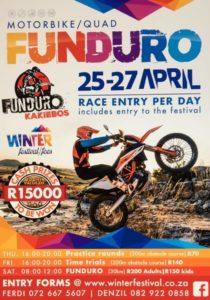 Motorbike/Quad Funduro
