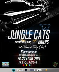 Jungle Cats 3rd Annual Day Jol @ Outdoor Sport Centre