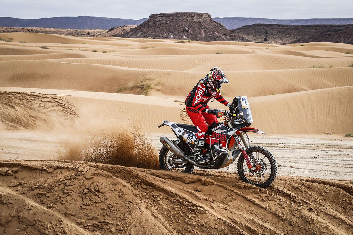 Kirsten Landman Dakar 2020 Raffle - ZA Bikers