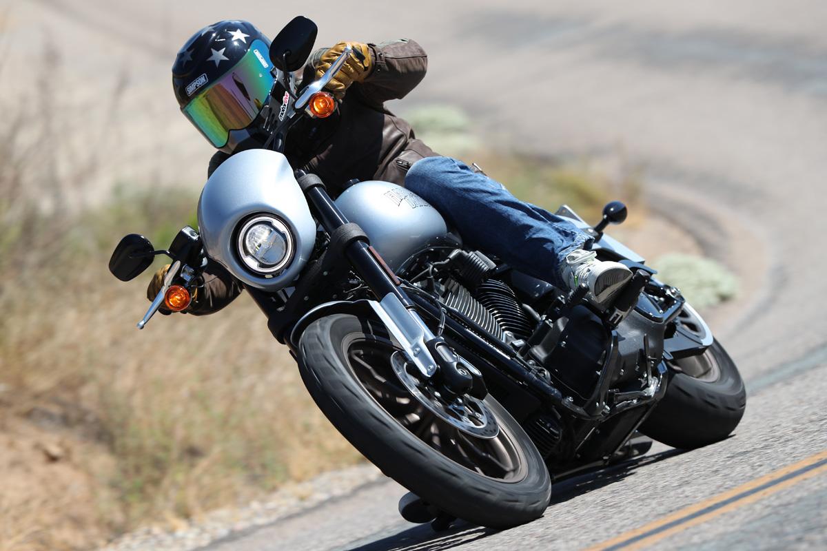 Riding impressions of the Harley-Davidson 2020 model line ...