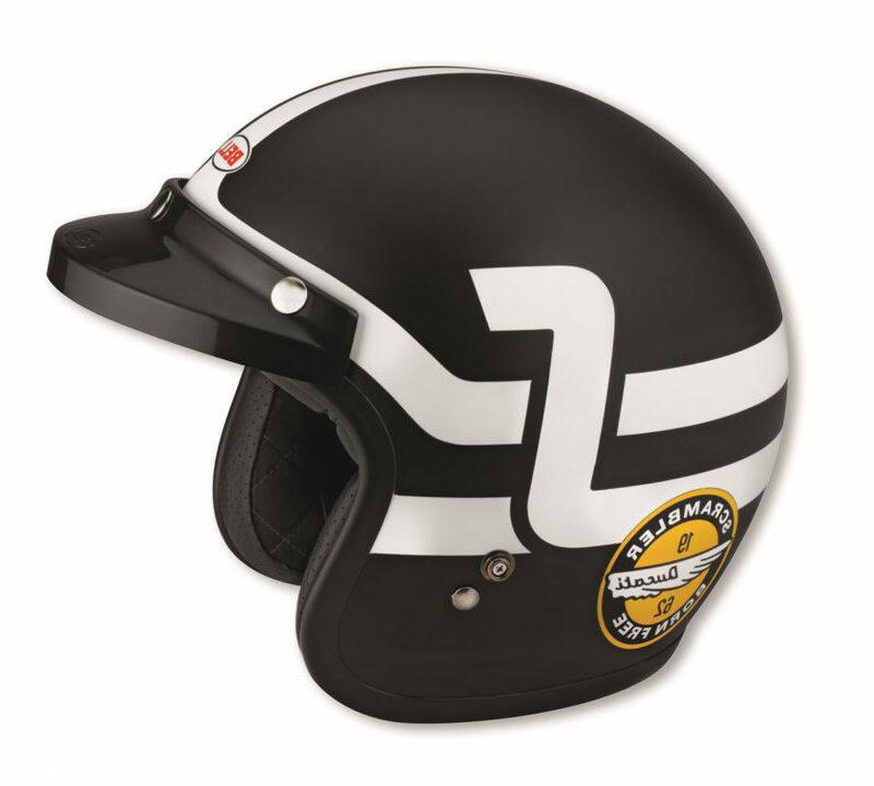 Scrambler Short Track Helmet