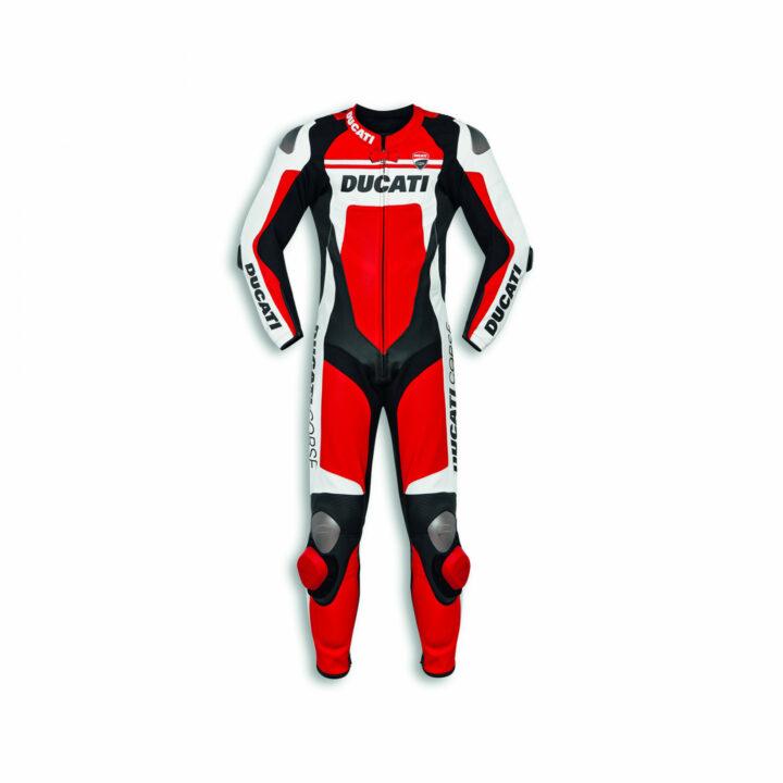 Corse C4 Leather Suit