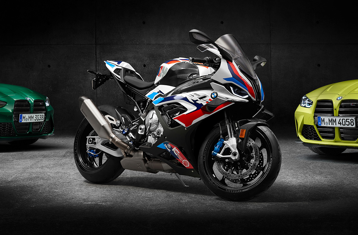 Bmw M 1000 Rr The First M Motorcycle Za Bikers