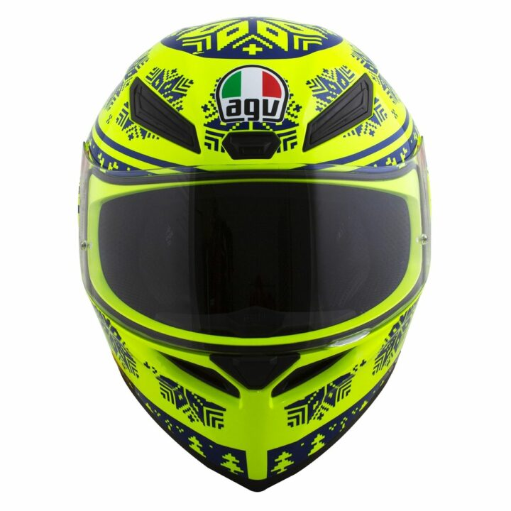 AGV K1 – ROSSI WINTER TEST 2015