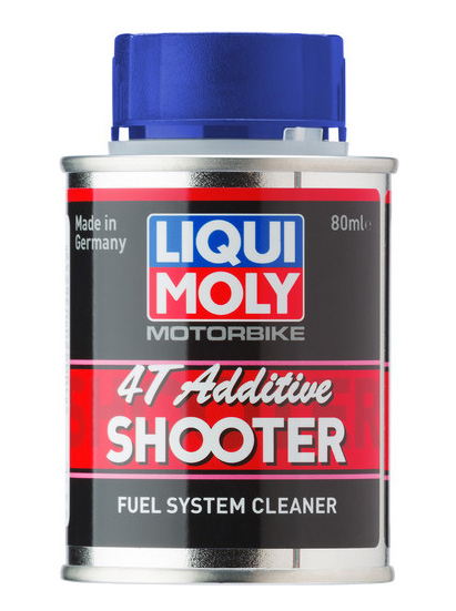 Motorbike 4T Fuel Shooter Additive