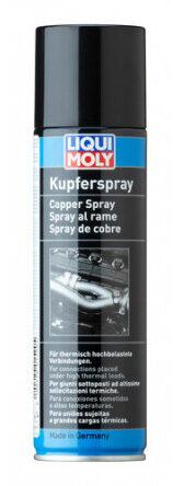 Copper Spray