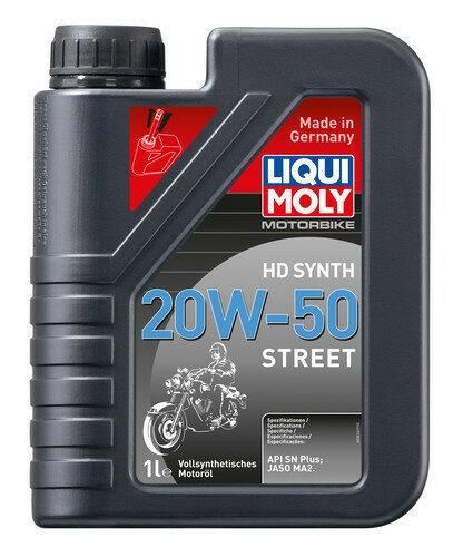 Motorbike Harley Davidson Synthetic 20W50