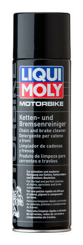 Motorbike Chain & Brake Cleaner