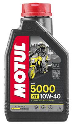 5000 4T 10W-40