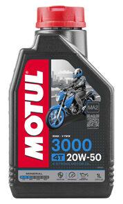 3000 4T 20W-50
