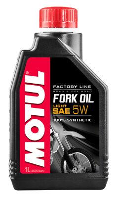 FORK OIL FACTORY LINE 5W