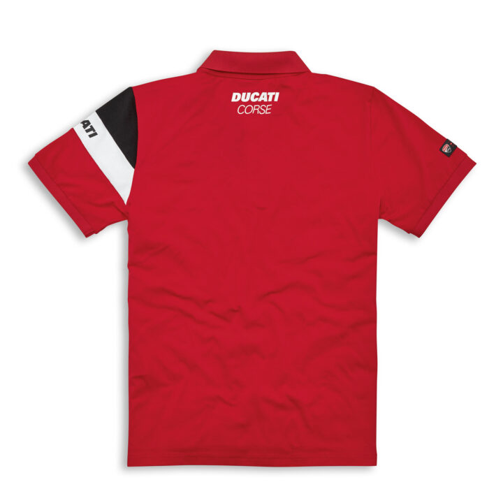 Track 21 Red Polo Shirt